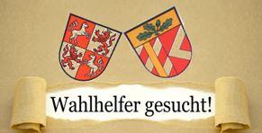 Vorschaubild zur Meldung: Walhelfer/-in gesucht