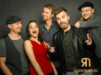 Foto zu Meldung: RadioNation – Die Coverband aus Leipzig am 13. April in Genthin