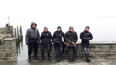 Vorschaubild zur Meldung: Bodensee 1.0 - Tauchen an den schönsten Plätzen