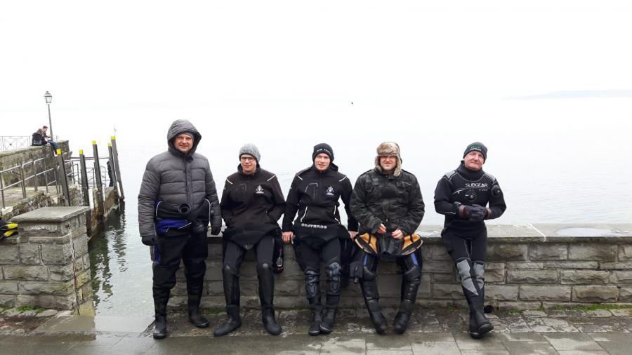 Bild der Meldung: Bodensee 1.0 - Tauchen an den schönsten Plätzen