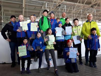 Foto zur Meldung: Siegerehrung im Thüringer-Schülercup