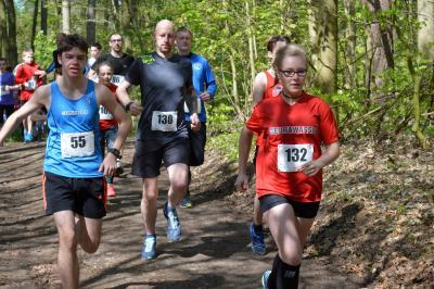 Foto zur Meldung: EURAWASSER-Waldlauf für Volkssportler und echte Athleten