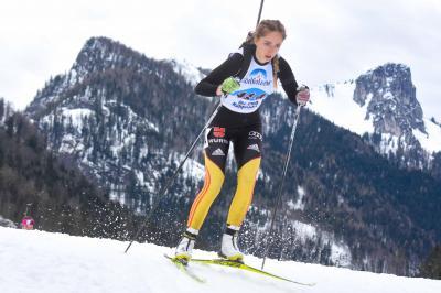 Foto zur Meldung: Nathalie gewinnt im Deutschlandpokal