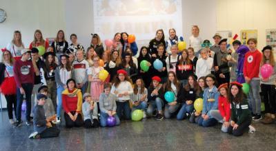 Vorschaubild zur Meldung: Internationale Schüler-Begegnung an der Sekundarschule Hundem-Lenne