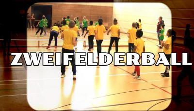 Zweifelderballturnier der 4. Klassen der Reinickendorfer Schulen - März 2019