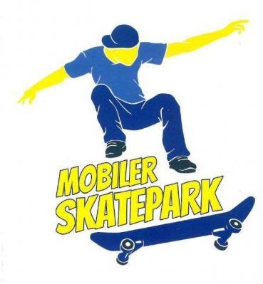 Mobiler Skatepark