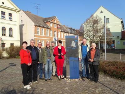 Foto zu Meldung: Wissen über die 1050-jährige Geschichte Nienburgs soll vermittelt werden