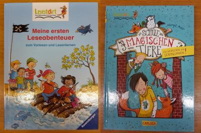 Vorschaubild zur Meldung: Bücherspende der Samtgemeindebücherei