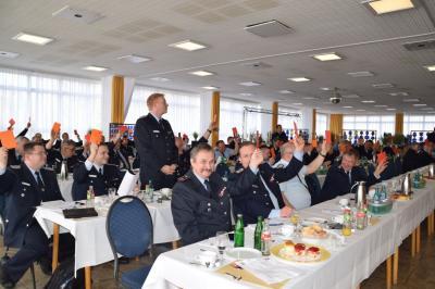 Vorschaubild zur Meldung: Delegiertenkonferenz des Kreisfeuerwehrverbandes Prignitz e.V.