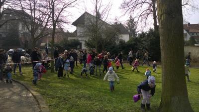 Vorschaubild zur Meldung: Ostermontag, 22. April um 10:00 Uhr > Familiengottesdienst und anschließend Ostereiersuche