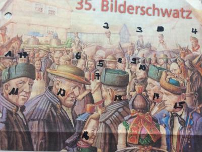 Vorschaubild zur Meldung: Glockenübergabe / Weber-Gaul / Identifizierte Personen