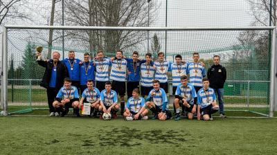 Foto zur Meldung: Meister der Unionsliga SK/HAL/BLK der B-Junioren 2018/2019