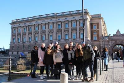 Foto zur Meldung: Studienfahrt Stockholm 11.03. - 15.03.2019