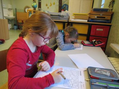 Vorschaubild zur Meldung: Unsere besten Rechner in Klasse 1 und 2 stehen fest