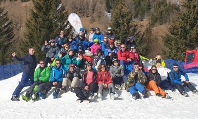 Vorschaubild zur Meldung: Ski Fahrt 2019