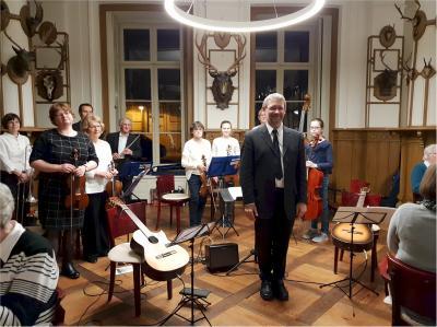 Foto zur Meldung: Frühlingssingen mit Musica Mia