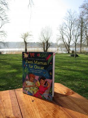 Aus diesem Buch liest Susanne Scherer bei uns in der Villa