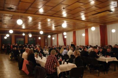 Foto zur Meldung: Amtsfeuerwehrball in Rastow