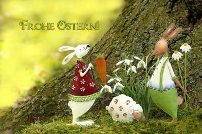 Foto zur Meldung: Wir wünschen frohe Ostern
