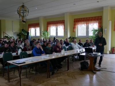 Foto zur Meldung: Antragstellung 2019 - Winterschulung zu Betriebsprämie, Greening und Cross Compliance