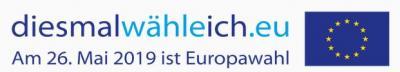 Vorschaubild zur Meldung: Europawahl 2019 am 26.05.2019
