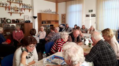 Foto zur Meldung: Seniorengruppe Prestewitz