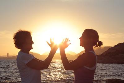 Vorschaubild zur Meldung: Frühlingserwachen: Neuer Hatha-Yogakurs