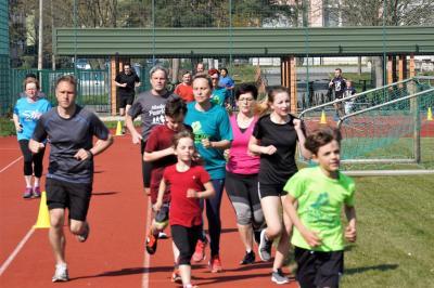 Foto zur Meldung: 6. Lauf der diesjährigen Paarlaufserie mit Abschlussveranstaltung