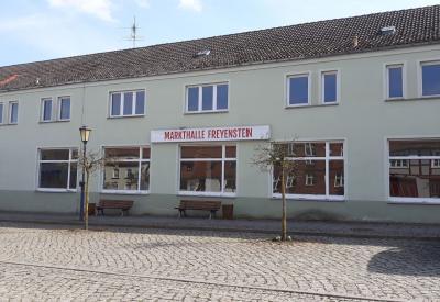 Foto zur Meldung: Neue Öffnungszeiten der Markthalle Freyenstein