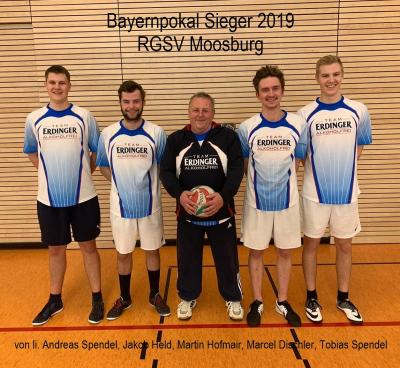 Bayernpokal Sieger 2019