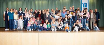 Vorschaubild zur Meldung: Babyempfang der Stadt Wächtersbach
