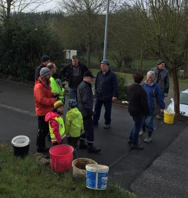 Foto zur Meldung: Umwelttag 2019 in Mörschbach