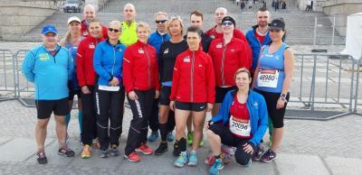 Foto zur Meldung: Berliner Halbmarathon mit Neuem und ganz viel Bewährten