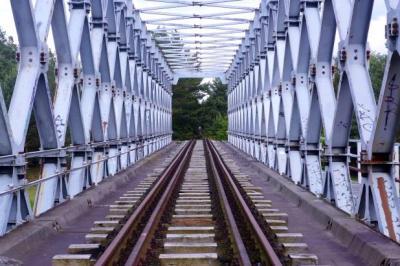 """© Kerstin Wüstenhöfer-Loges - Fotografie """"Brücke"""""""