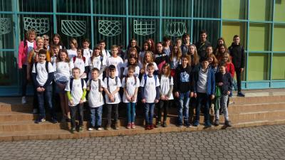 Vorschaubild zur Meldung: Gentz Schüler in Nymburk