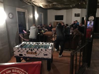 Treffen im Jugendclub Westeregeln