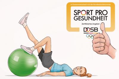 Vorschaubild zur Meldung: Neu: Wegweiser und Erklär-Video zum Gesundheitssport
