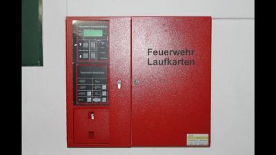 Einsatz Nr.20 - Brandmeldealarm Rewe Markt Industriestraße
