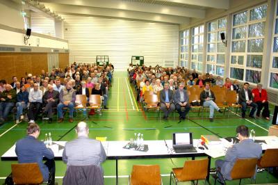 Vorschaubild zur Meldung: Einwohnerversammlung gemäß § 20a Gemeindeordnung
