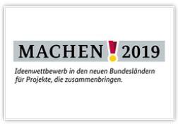 """Foto zur Meldung: """"MACHEN! 2019"""""""