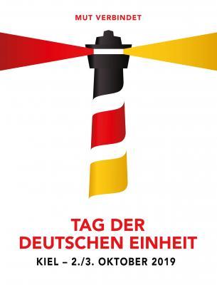 Logo zum Tag der Deutschen Einheit
