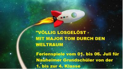 Foto zur Meldung: Ferienspiele Nauheim vom 01. bis zum 05. Juli