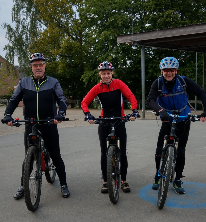 Vorschaubild der Meldung: Neu: Fahrradgruppe beim VfL Anholt