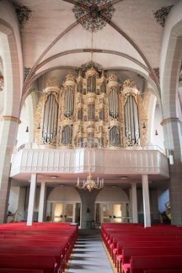 Gloger-Orgel von 1721