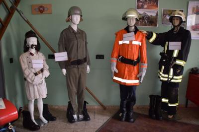 Vorschaubild zur Meldung: Ausstellungseröffnung 150 Jahre Freiwillige Feuerwehr Perleberg
