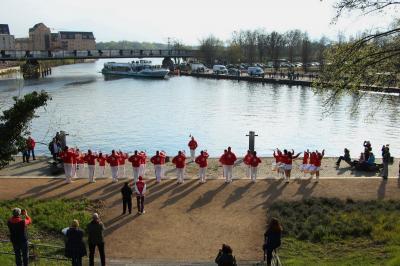 """Vorschaubild zur Meldung: Flottenparade 2019 oder """"Das Schiffchen kommt"""""""