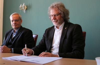 Foto zur Meldung: Calau ist 117. MAERKER-Kommune Brandenburgs