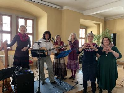 Vorschaubild zur Meldung: Pressemitteilung des Werra-Meißner-Kreises vom 15.04.2019: Ein Konzert über Liebe und Lebensfreude
