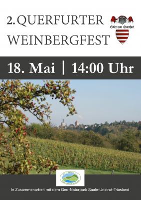 2. Querfurter Weinbergfest