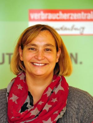 Sabine Weiß von der Verbraucherzentrale Brandenburg